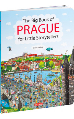 The Big Book of PRAGUE for Little Storytellers