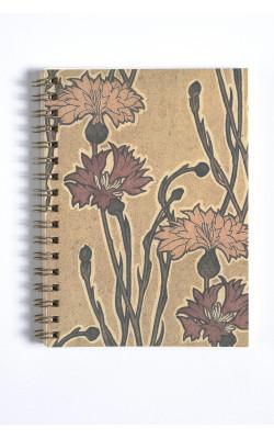 Blankbook A6 Cornflowers