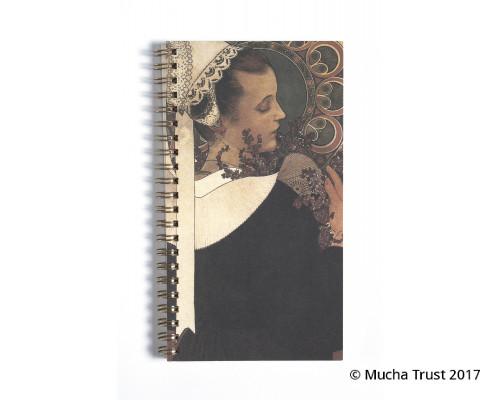 Blankbook DL Heather