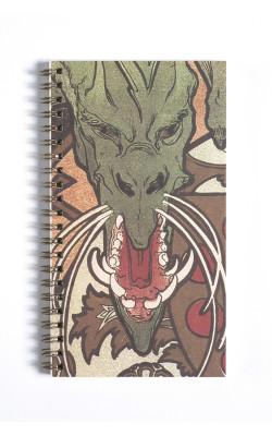 Blankbook DL Lorenzaccio/Dragon