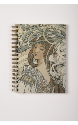 Blankbook A6 Language of Flowers