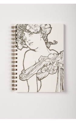 Blankbook A6 Plate 45-DD