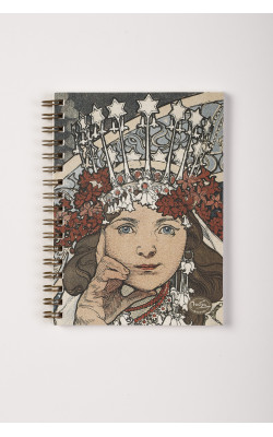 Blankbook A6 Princess Hyacinth