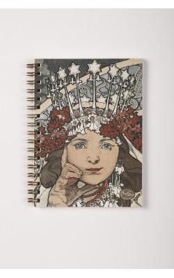 Blankbook A6 Princess Hyacinth