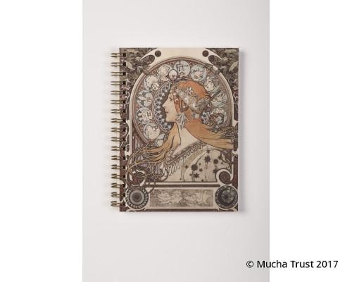 Blankbook A6 Zodiac