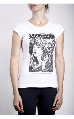 T-shirt Cocorico graphite