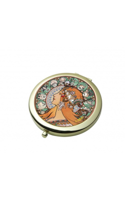 Pocket mirror Zodiac