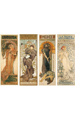 Parisian posters