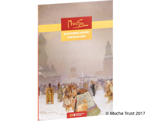 Posterbook The Slav Epic